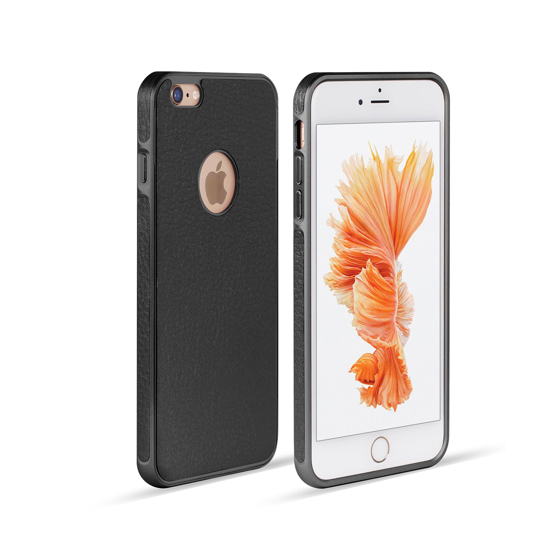 Iphone 6 Elicottero : Apple iphone echtleder case abnehmbare rückseite