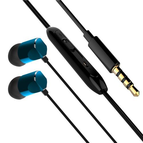 Kopfhörer Blau