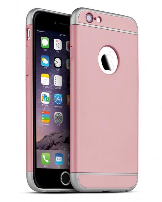 Gummierte Rose Schutzhülle von VAPIAO für Apple iPhone