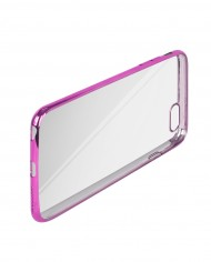 TPU Crystal Case Pink Liegend