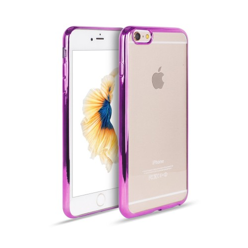 TPU Crystal Case Pink Titel