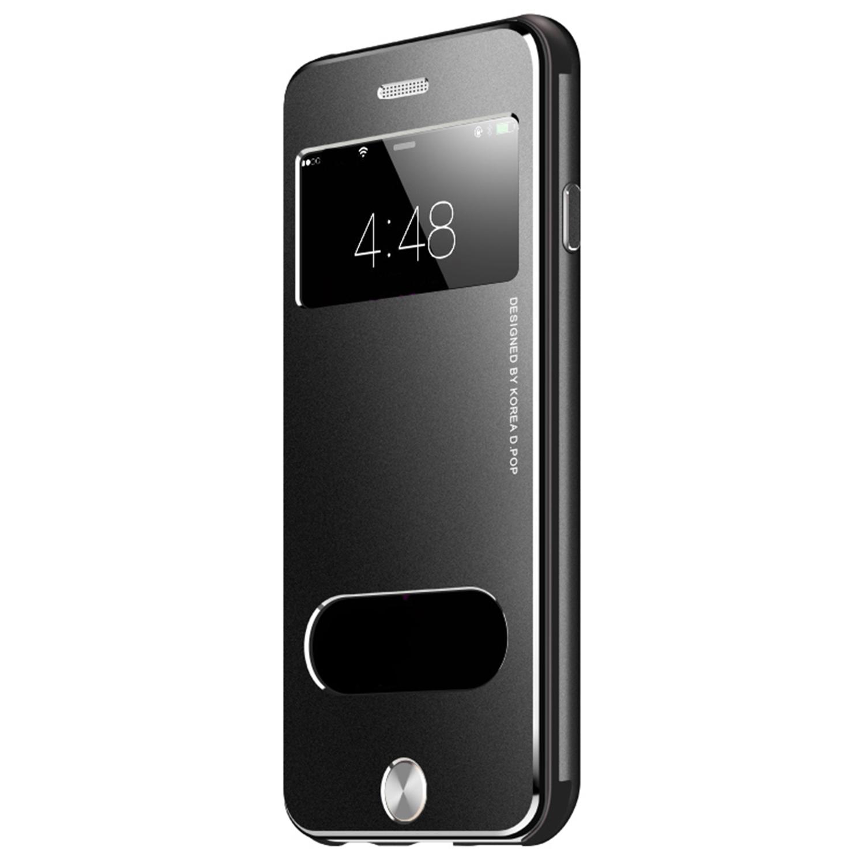 vapiao aluminium sanders schwarz h lle f r apple iphone. Black Bedroom Furniture Sets. Home Design Ideas