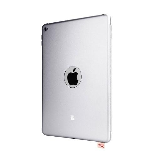 iPad Air 2 Case Silber hinten