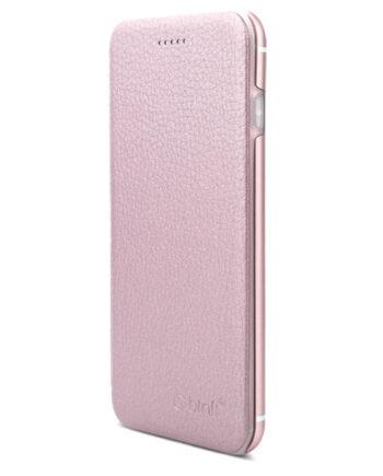 Binli iPhone Lederschutzhülle Rose