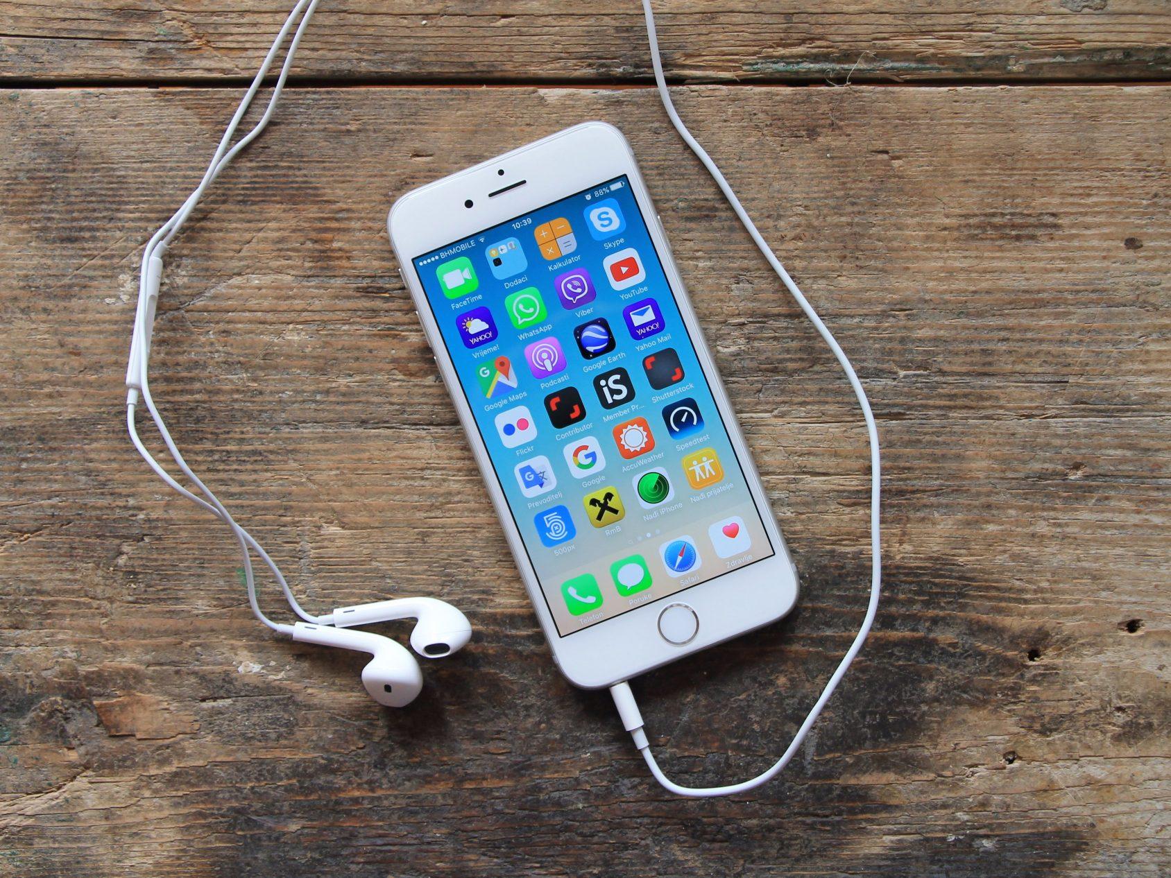 beliebtesten apps iphone