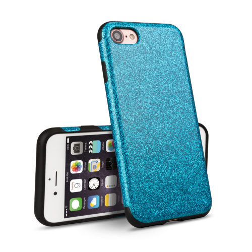 Apple iPhone Glitzer Back Hard Case
