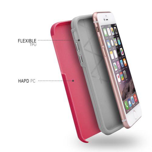 iPhone 7 Schutzhülle rot
