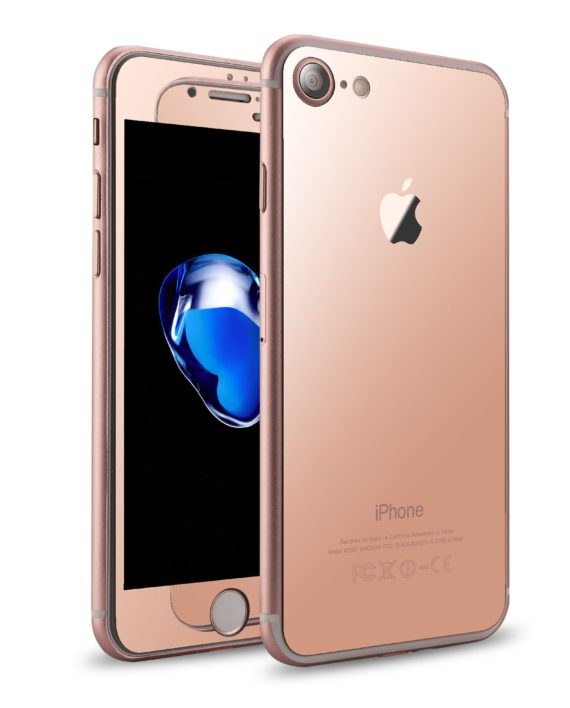 Apple IPhone Mirror Rose Gold Skin 6 6s Plus