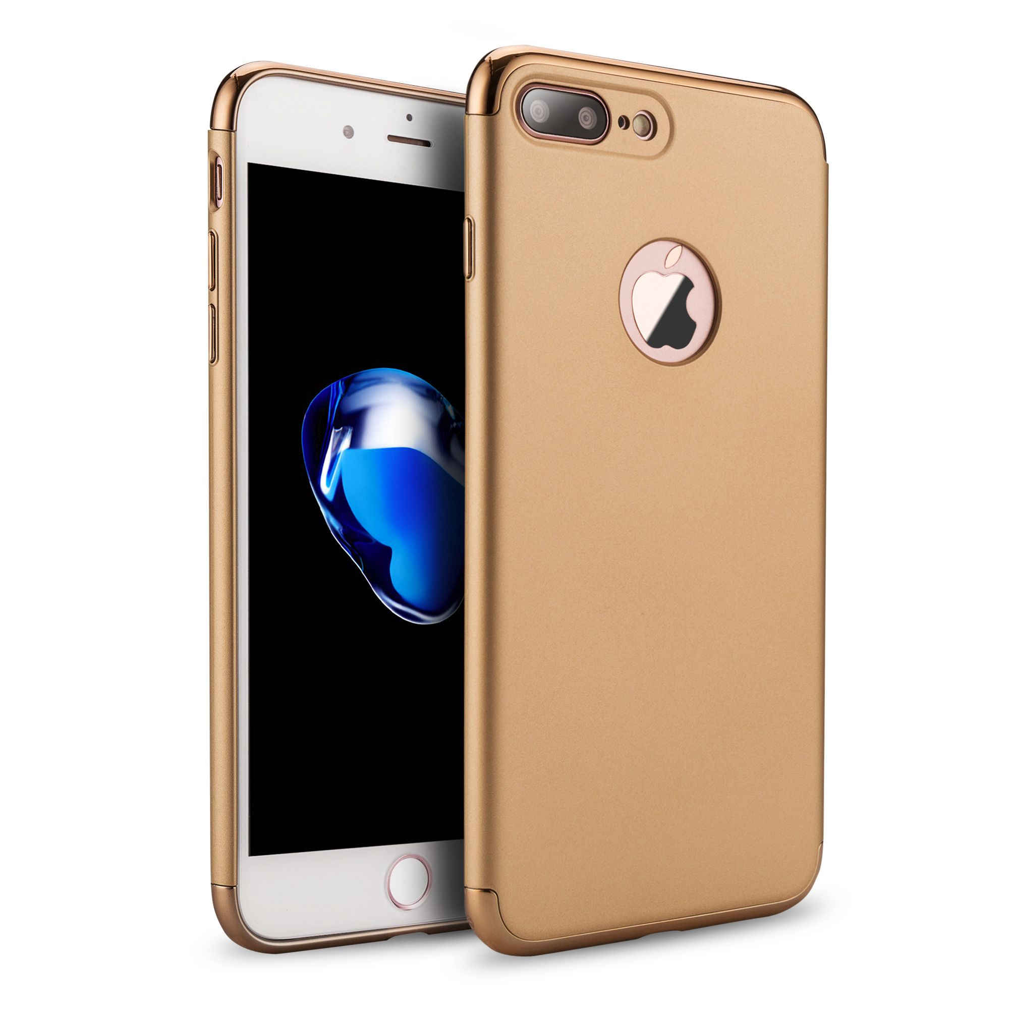 IPhone 7 Plus Strich Gold