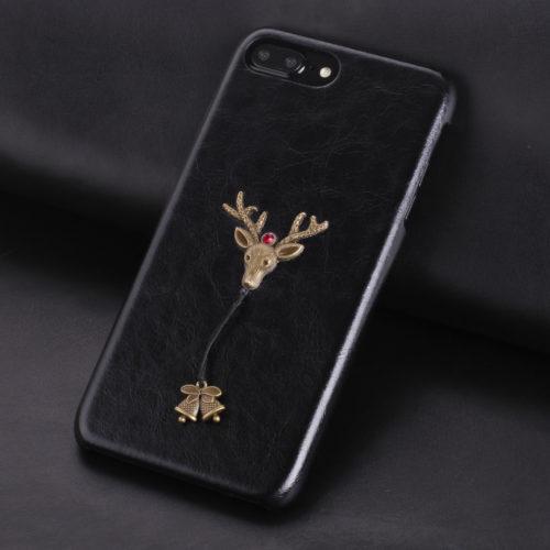 Weihnachtstage iPhone 7 Plus schwarz