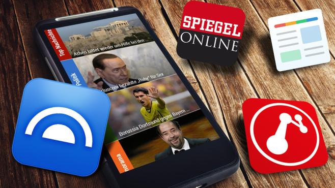 Die 5 besten Nachrichtendienste für dein Smartphone