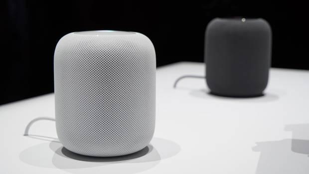 Hey, HomePod – der sprachgesteuerte Lautsprecher von Apple