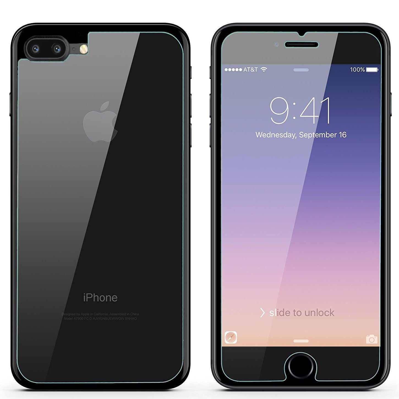 VAPIAO Panzerglas Front & Back für dein Apple iPhone